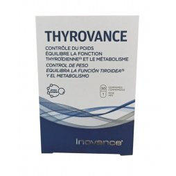 Ysonut Thyrovance 30 Comprimidos