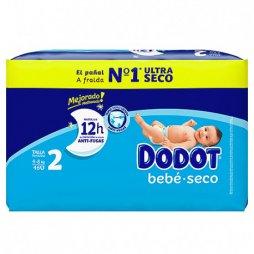 Dodot Mainline Small T2 (4-8kg) 46 unidades