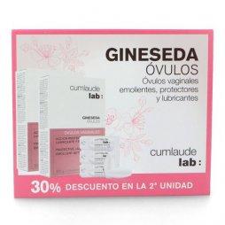 Gineseda Óvulos Pack 2 x10ud 2ud 30%