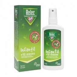 Relec Spray Infantil +12Meses 100ml