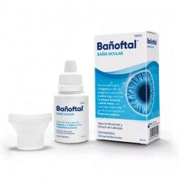 Bañoftal Baño Ocular 50 ml