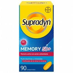 Supradyn Memory 50+ 90 Comp.