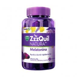 ZzzQuil Natura Melatonina 60 gominolas