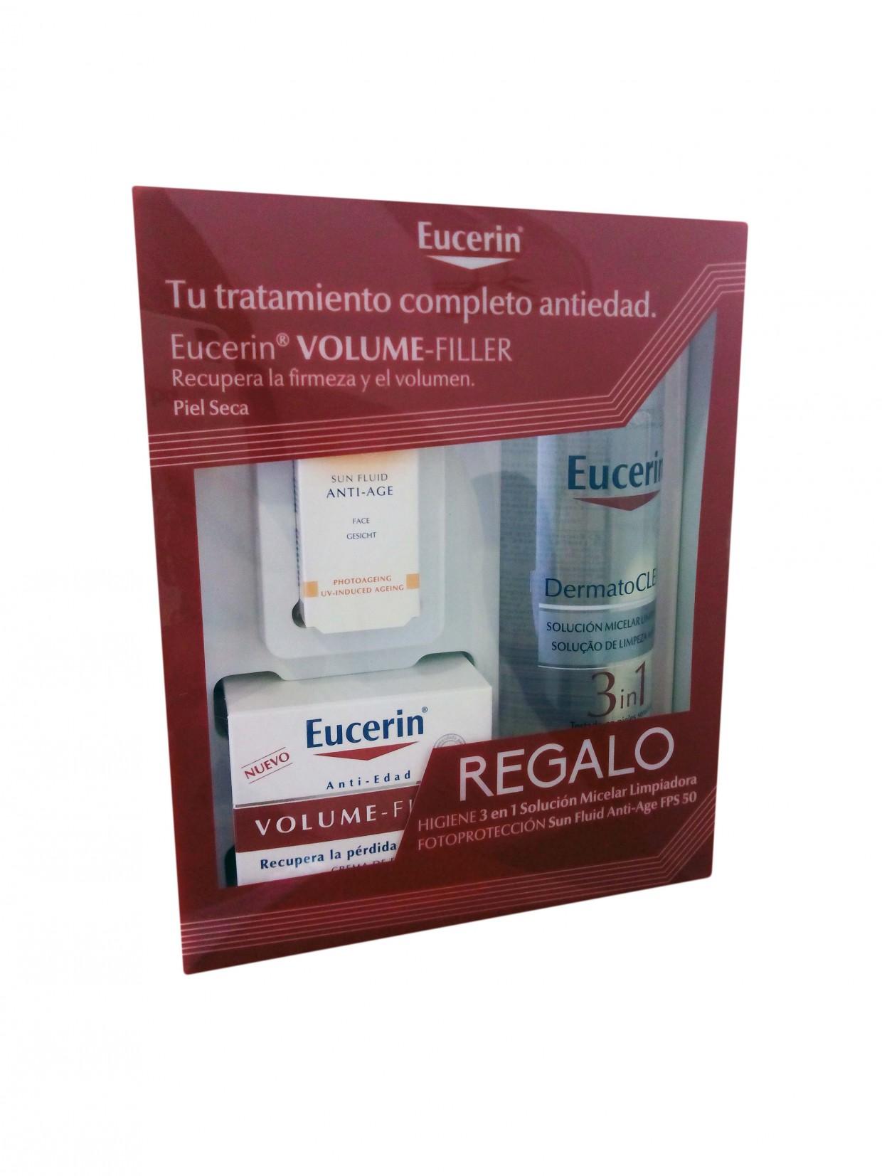 Eucerin Volume Filler Crema Dia piel seca 50ml