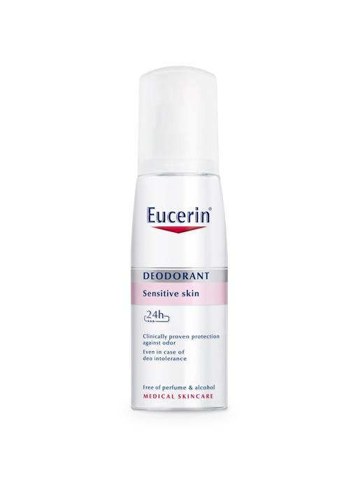 Eucerin Desodorante Spray piel sensible 75