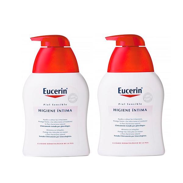 Eucerin Higiene Intima 250 ml Duplo