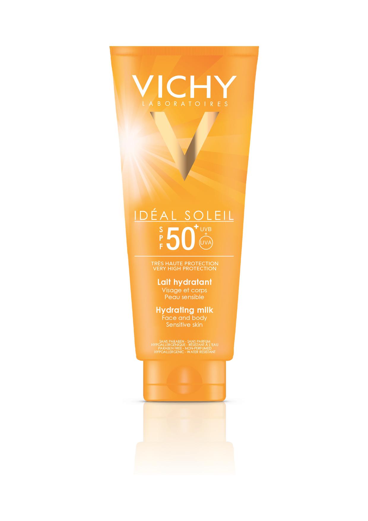 Vichy Ideal Soleil Leche SPF 50+  300 ml