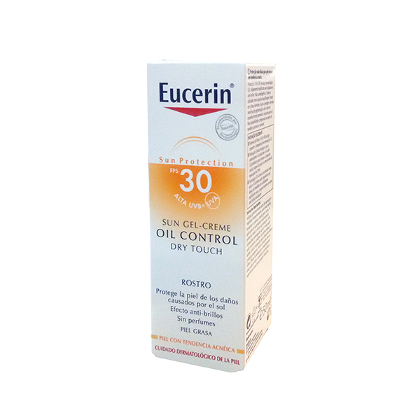 Eucerin Sun Gel-Creme Oil Control dry touch SPF30+ 50ml