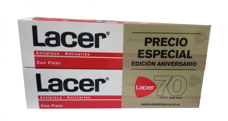 Lacer Pasta Duplo 125ml