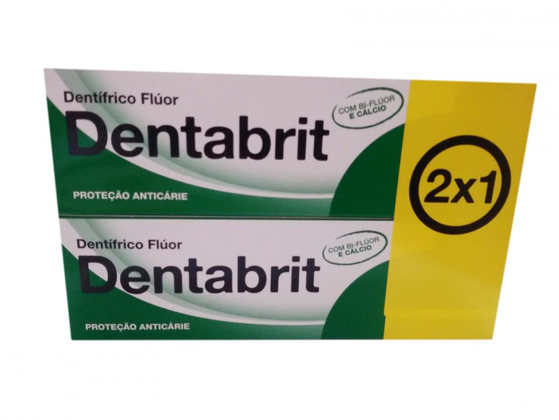 Dentabrit Fluor duplo 75
