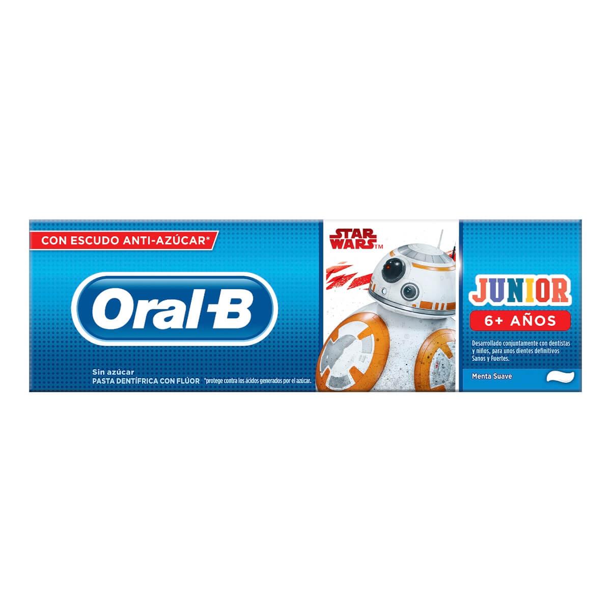 Oral-B Pasta Star Wars junior 75ml